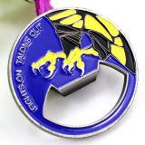 Nuevas y mejores recuerdos de la calidad de doble cara de metal de diseño de los halcones de la aviación Coin