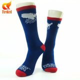 Jugendlich Socken-Großhandelszoll-laufende Sport-Socken