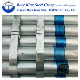Ornament/Fence/Furniture/Advertisement Uses Galvanized Steel Pipe