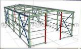 Magazzino pesante di qualità superiore della struttura d'acciaio del blocco per grafici dello spazio di struttura per il Benin