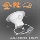 Pollice approvato 18W 6 LED SMD Downlight dell'UL per illuminazione dell'ospedale