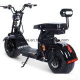 1500W motocicleta eléctrica con 2 juegos 60V/20Ah batería de litio