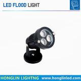 Proiettore esterno di illuminazione 5W AC90-260V LED di paesaggio