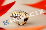 Machine van de Deklaag van het Chroom PVD van het Horloge van juwelen 24k de Echte Gouden Straal Zwarte
