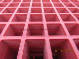 El FRP/GRP rejillas moldeado de alta resistencia / Industrial Ingeniería de la construcción decoración &