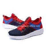 Os homens Hotsale mais recentes de mídias físicas Althletic Calçado de calçado de desporto (FSY1129-07)