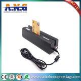 Todas las pistas de Mini 3 USB Lector y grabador de tarjetas magnéticas