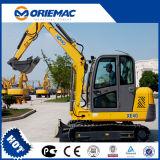 XCMG 3.5ton Minigleisketten-hydraulischer Exkavator für Verkauf