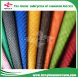Tela de matéria têxtil não tecida de Spunbond TNT do Polypropylene por atacado