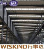 Estructura de acero de la luz de la construcción de acero de bajo coste arrojar Facotry Estructura de acero