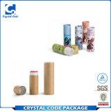 Nuevos productos coloridos delgado tubo de papel