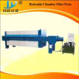 Filtre-presse automatique de chambre de changement de vitesse de plaque