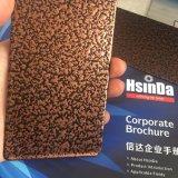 Enduits thermodurcissables de poudre de texture d'argent d'or d'antiquité de bronze d'or de Hsinda