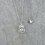 بالجملة [نكلس] روديوم & [روس] [غلد&لّوو] نوع ذهب يصفّى نمو 925 فضة جنيه إسترليني مجوهرات