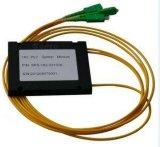 Sistemas coloreados telecomunicación del divisor del PLC de la fibra 1X2 de Gpon