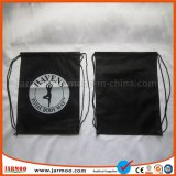 210d Polyester barato de Nylon Bolsa Drawstring Backpack Sport