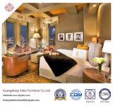 Het schitterende Meubilair van het Hotel met het Houten Bed van de Slaapkamer (yb-p-4)