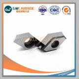2018 carboneto de tungsténio Insertos Indexable ferramentas de corte CNC