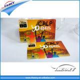 Personnaliser 4Offset c l'impression de carte plastique PVC/carte de code à barres