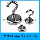 Haken van het Staal van de Magneet van de pot de Magnetische