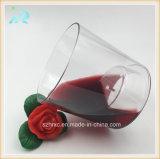 De vrije Steekproef Gepersonaliseerde Plastic Tuimelschakelaar van het Glas van de Schotse whisky