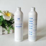 Frasco de alumínio branco Matte para o uso de empacotamento cosmético (PPC-AB-0109)