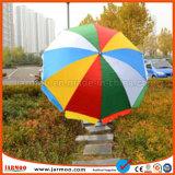 耐久の携帯用広告の日傘