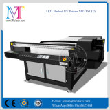 LED Epson UV 램프 & Dx5 헤드를 가진 목제 UV 평상형 트레일러 인쇄 기계