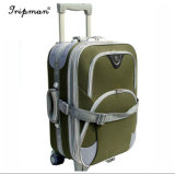 5つの8つの車輪のエヴァの荷物が付いているトロリー旅行スーツケースの一定袋の外の安い競争SDの絹