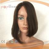 De hete Verkopende Korte Pruik van het Menselijke Haar