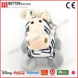 Peluche mignon animal en peluche Bébé doux Zebra jouet pour enfants