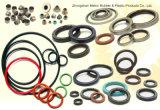 O EPDM O anel de estanqueidade da flange de cabeça de borracha de metal de silicone JUNTA DO MOTOR