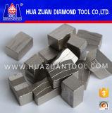 Heißes Verkauf Diamant Segment für Sägeblatt