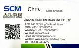 6 스핀들 3axis CNC 목제 대패 기계장치