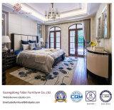Muebles del hotel de Elegent con el conjunto de dormitorio hecho a mano del diseño (YB-WS12)
