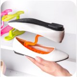 Vollständige umweltfreundliche justierbare doppelte Schuh-Plastikzahnstange