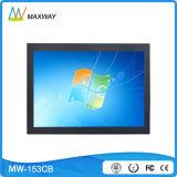 Fabrik preiswerte 15 bewegen alle in einem Touch Screen PC mit Usbi VGA HDMI Schritt für Schritt fort (MW-153CB)