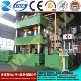 Tipo de trama prensa hidráulica Máquina Yhd-78 serie con CE