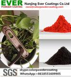 Silberne Fluss-Beschaffenheits-elektrostatischer Puder-Beschichtung-Farbanstrich