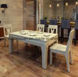 Feste hölzerne Speisetisch-Wohnzimmer-Möbel (M-X2932)