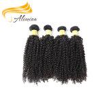 20inch人間の毛髪の安いペルーの毛の織り方の束