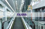 富士のエスカレーターは中日合同事業移動歩く