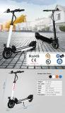 500W 600W 1000W zwei Räder, die mobiles elektrisches Fahrrad-Roller-Fahrrad falten