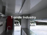 2018 جديدة زيلاندا سوق متحرّك طعام شاحنة مقطورة