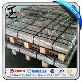 Placas de aço inoxidáveis do SUS 304 em um tamanho de 4 ' *8'