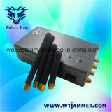 De draagbare Stoorzender van de Telefoon van de Cel met GSM /Gpsl1 + WiFi