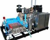 Série de condução Diesel Ycq máquina de limpeza de alta pressão
