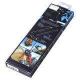 Imballaggio di carta del regalo della cuffia, contenitore impaccante di telefono del trasduttore auricolare