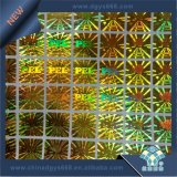 Autoadesivo su ordinazione dell'ologramma del laser di obbligazione 3D