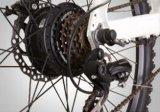 Nueva ciudad formada bicicleta eléctrica con la batería de litio